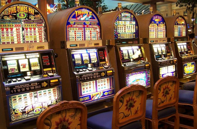 Online Gambling Slot Strategies: How to Be Successful in the Slots